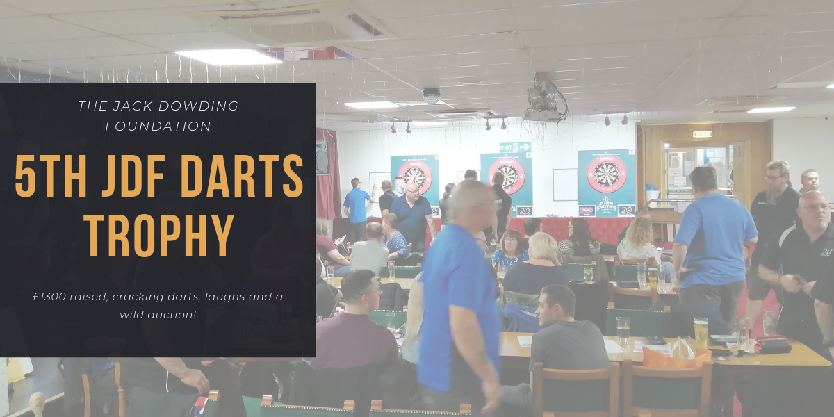 5th Jack Dowding Darts Comp