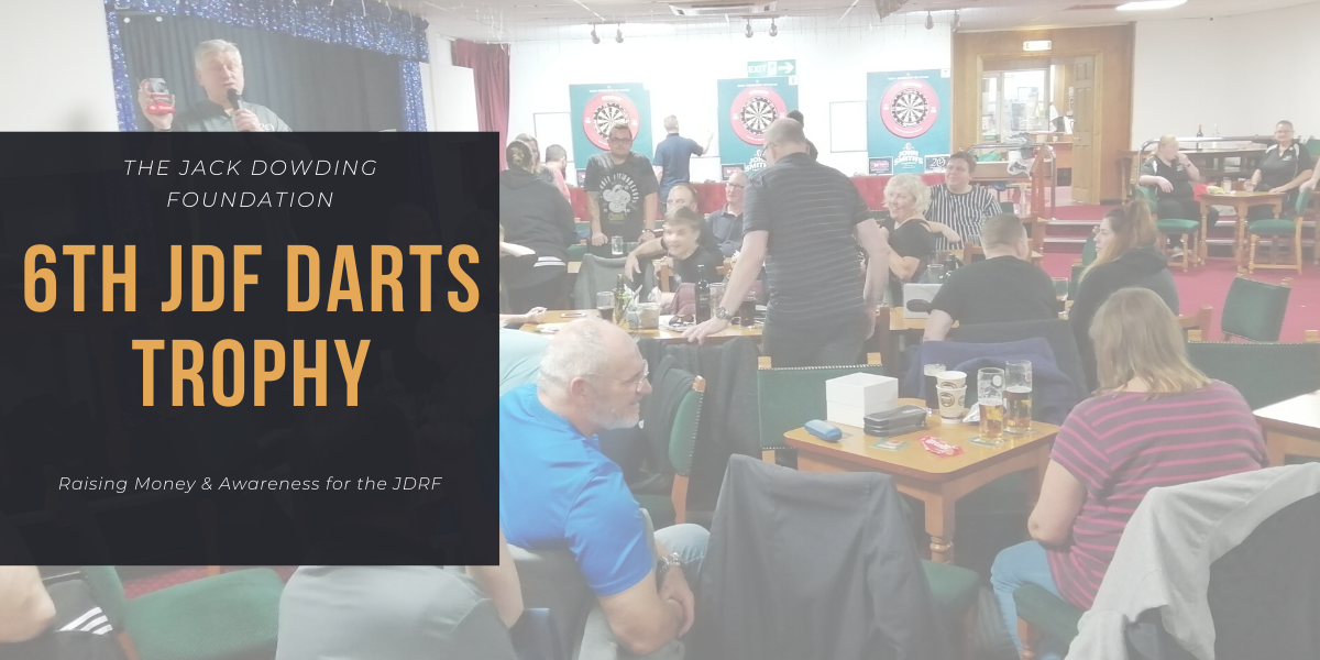 6th JDF Trophy Darts Comp